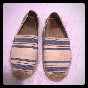 Tory Burch - Espadrilles size 9  - Gently used